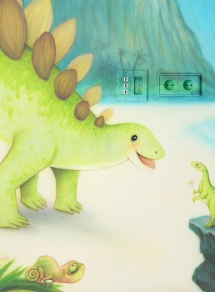 Динозавры. Детская