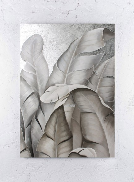 Silver leaves 2