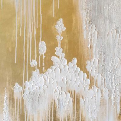 Абстракция с золотом