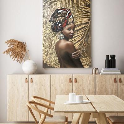 African shawl