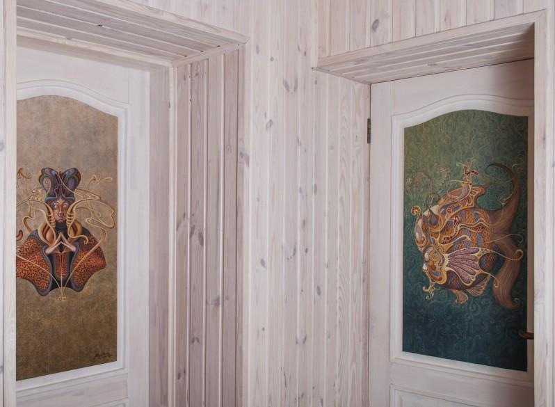 Двери. Иллюстрации
