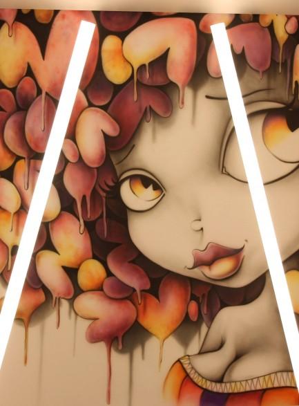 Граффити. По мотивам девушек Вини 2