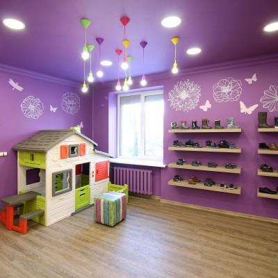 Графика. Детский магазин