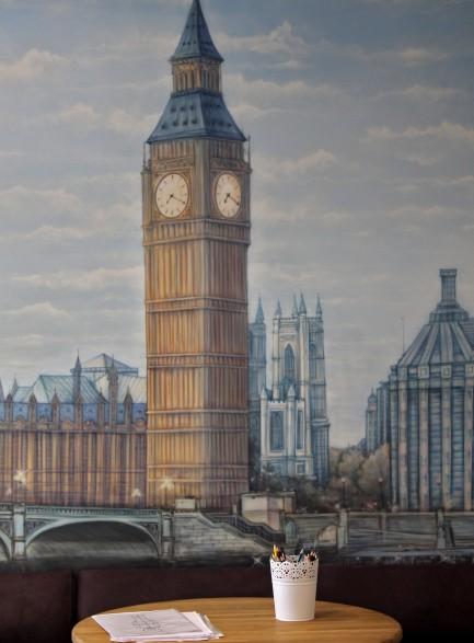 Лондон. Пейзаж