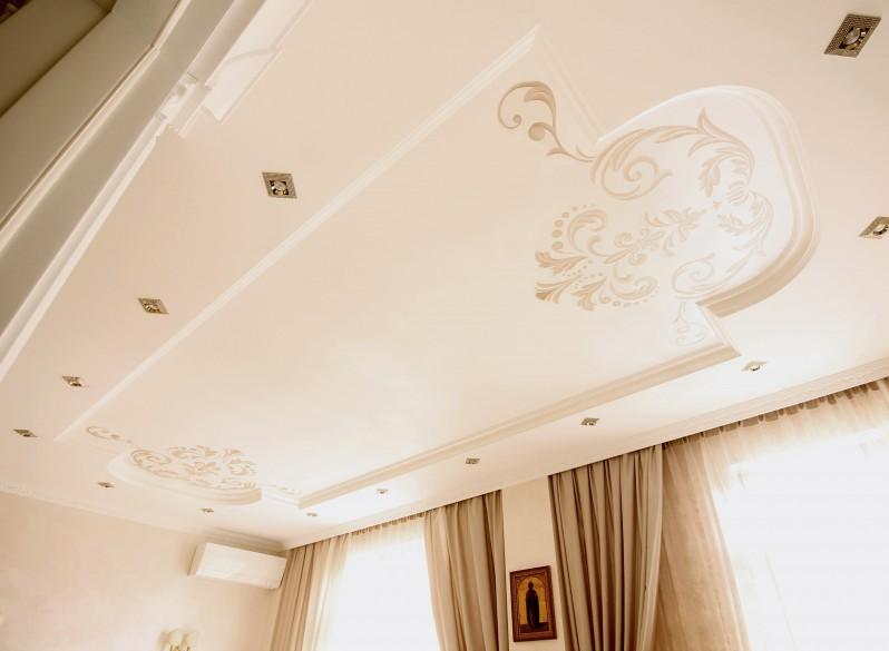 Потолок. Орнаменты 2