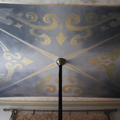 Орнаменты. Потолок