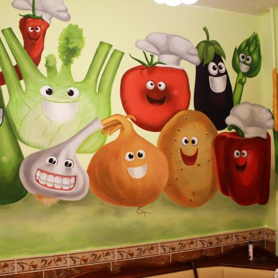 Овощи. Кухня