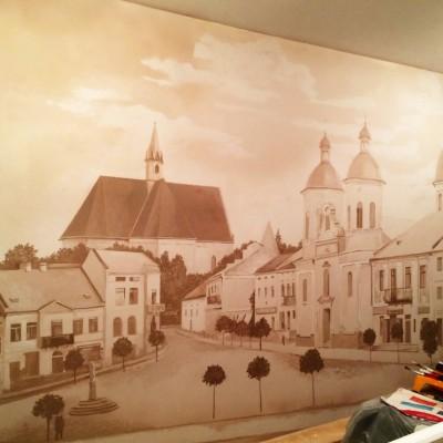 Подол. Старый город