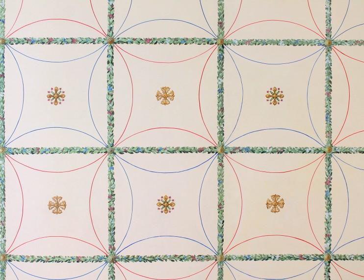 Растительно-геометрический орнамент