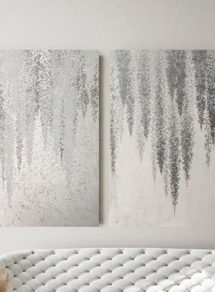 Silver wisteria
